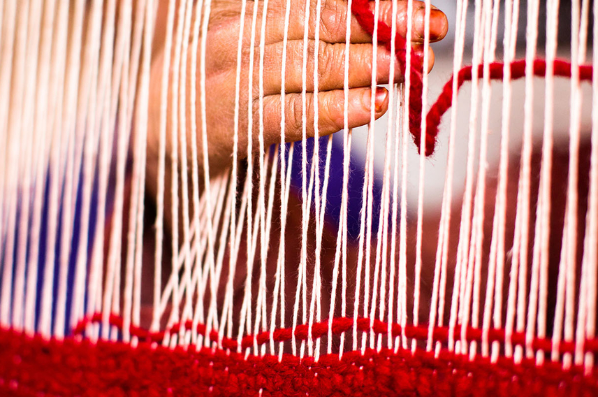 Tamgounssi Weaving Centre | The Eve Branson Foundation